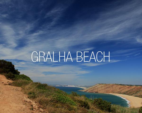 Gralha Beach