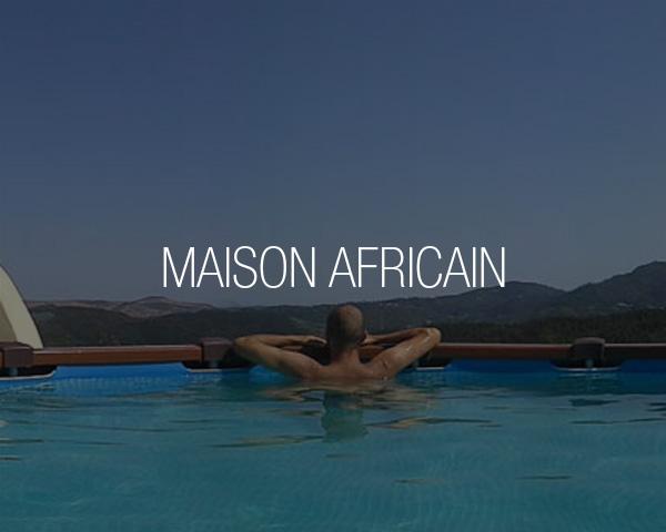 Maison Africain