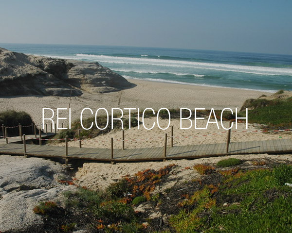 Rei Cortico Beach