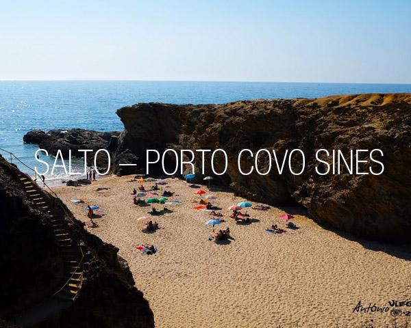 Salto – Porto Covo Sines